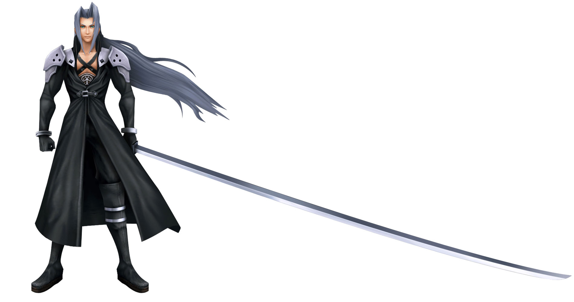 Mod Request Sephiroth From Final Fantasy And His Katana