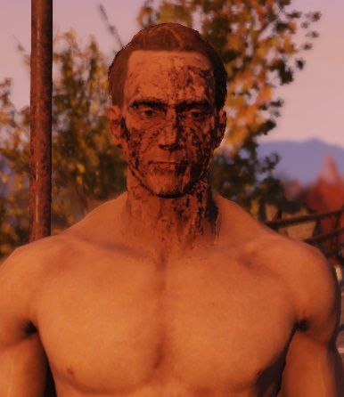 I need help with this face graphic issue - General Fallout