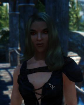 All vampires in game have dark brown faces - General - STEP