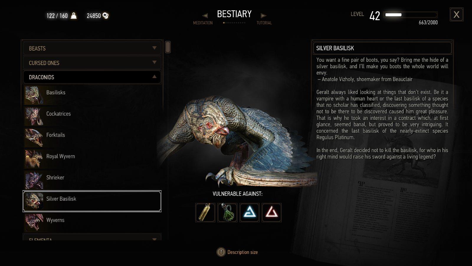 New Bestiary (3D) - The Witcher 3 Mod Talk - The Nexus Forums