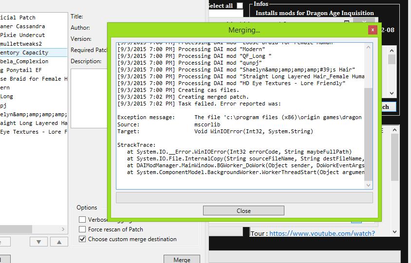 how to delete folders nexus mod manager