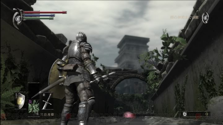 how to talk to the bird in dark souls