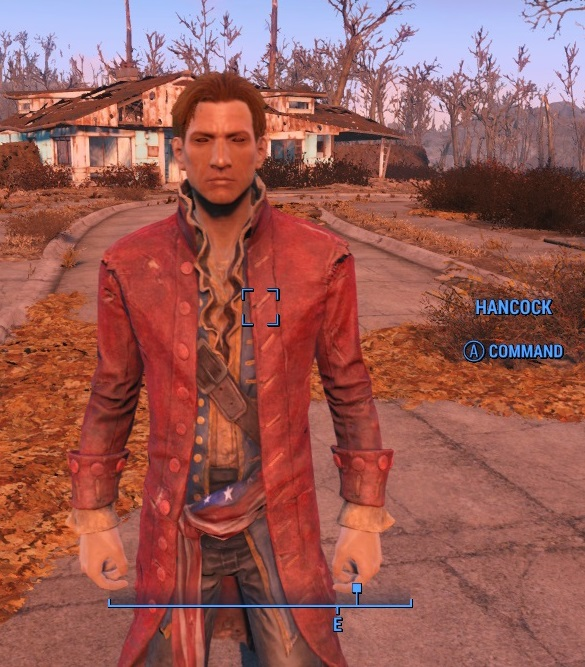 fallout 4 how to change appearance